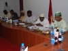 Members of Senate Committee on Drugs, Narcotics and Anti-Corruption