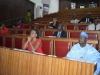 A cross-section of participants at the training