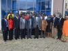 The new ACTU exco members in a group photograph with the DG, CLTC and ICPC staff.