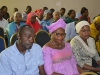 A cross-section of NABDA staff during the inauguration.