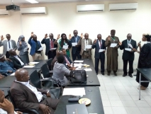 ACTU Inauguration at the office of the Auditor-General of the Federation