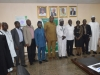 The new exco members in a group photograph with ICPC staff.