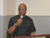 Ag DG National Information Technology Development Agency (NITDA), Vincent Olatunji declaring the workshop open