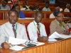 A cross-section of participants at the programme