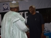 Governor Mohammed Abdullahi Abubakar and ICPC Chairman, Mr. Ekpo Nta discussing