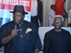 Bayelsa State Governor, Hon. Henry Seriake Dickson speaking at the summit