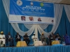 Members of the high table at the Delta State Anti-Corruption Summit