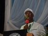 Delta State Governor, Senator Ifeanyi Okowa speaking at the summit