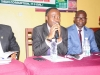Mr. Kingsley Obi of the Education Department of ICPC, speaking during the workshop