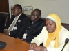 Cross-section of members of the delegation from the Association of Forensic and Investigative Auditors (AFIA)