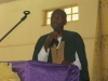 Pro-Chancellor of Achievers University, Hon. Bode Ayorinde speaking at the lecture