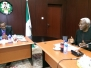Courtesy Call on Chief Justice of Nigeria by ICPC Chairman & Board Members