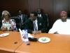 ICPC Board Members Dame Julie Nwariaku, Alh Isa Ozi Salami & Prof Olu Aina