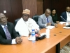 Alh Bako Abdullahi, Alh Abdullahi Ado Bayero & Elvis Oglafa, Secretary to the Commission
