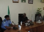 Courtesy Call on ICPC by Inspector-General of Police Solomon Arase