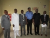 IG of Police Solomon Arase with ICPC Board Members
