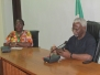 Courtesy Call on ICPC Chairman by Director-General of NAFDAC