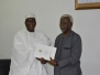 Courtesy Call on ICPC Chairman by Director-General of National Orientation Agency (NOA)