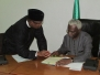 Courtesy Call on ICPC Chairman by Managing Director of Federal Housing Authority (FHA)
