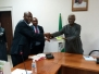 Courtesy Call on ICPC Chairman by Nigerian Bar Association`s Anti-Corruption Commission