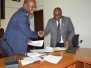 Courtesy Call on ICPC Chairman by Nigerian Bar Association (NBA) Abuja Chapter