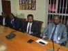 Cross section of members of the delegation from the Nigerian Bar Association, Abuja Chapter