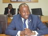 Ezenwa Anumnu, NBA Chairman, Abuja Chapter during the courtesy call to ICPC