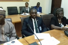 A cross section of the team from the Chartered Institute of Taxation of Nigeria [CITN] during the courtesy visit