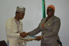 Courtesy Visit of Connected Development (CODE) to ICPC
