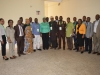 A group photograph of ICPC management staff and members of the Public Accounts Committee of the Ondo State House of Assembly