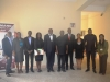 ICPC Chairman, Mr. Ekpo Nta in a group photograph with members of the Administration of Criminal Justice Monitoring Committee (ACJMC)