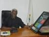 ICPC Chairman, Mr. Ekpo Nta speaking during the presentation
