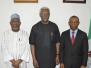 Courtesy Visit of the Auditor-General of the Federation to ICPC