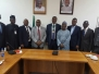 Courtesy Visit of the Institute of Chartered Accountants of Nigeria to ICPC