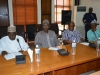 Cross section of senior management staff of ICPC