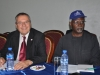 ICPC Chairman Barr Ekpo Nta with Dr Joseph Shevel, President of Galilee Institute