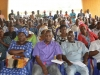 Cross-section of participants at the forum