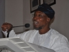 Governor Rauf Aregbesola Delivering a Lecture at the ICPC Good Governance Forum 2014