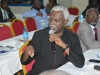 ICPC Chairman, Mr. Ekpo Nta explaining a point during the interactive session
