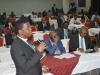 Head, Petitions Registry, Mr. Mamudu Abdullahi, making his presentation during the summit