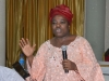 Head, Finance and Accounts Department, Mrs. Victoria Ayeni speaking during the interactive session