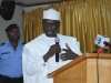 Architect Barnabas Yusuf Bala, Deputy Governor of Kaduna State, speaking during the retreat