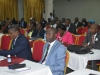 A cross-section of ICPC management staff at the retreat