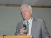 Mr. Paul Beggan, representative of the UK Department for International Development (DFID) speaking at the retreat