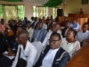 A cross section of participants at the inauguration in Delta State