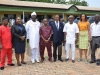 A group photograph of new NAVC exco members in Delta State