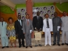 NAVC Coordinator, Mr. Mike Sowe (4th R) in a group photograph with new NAVC exco members in Abia State