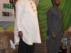 Vice President, Prof. Yemi Osinbajo and Minister of Transportation, Hon. Rotimi Amaechi