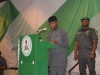 Vice President, Prof. Yemi Osinbajo delivering his speech