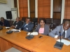 Cross section of management staff of ICPC